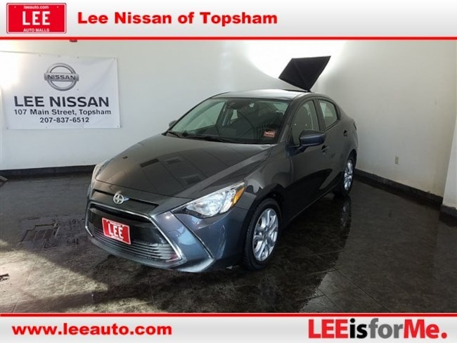 2016 Scion iA 4DR SDN AT Sedan