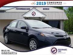 Used Vehicles for sale 2019 Toyota Corolla L Sedan in Niceville, FL