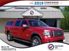 Used Vehicles for sale 2012 Ford F-150 Truck SuperCrew Cab in Niceville, FL