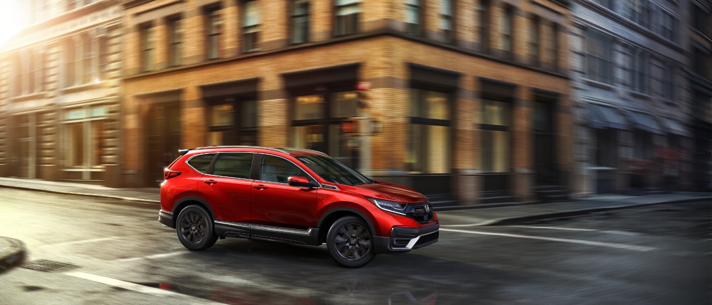 New 2020 Honda CR-V