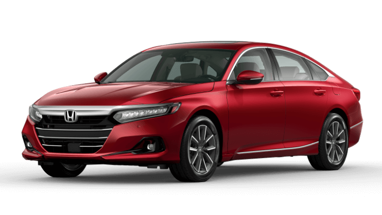 2021 Honda Accord EX-L