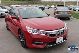 2016 Honda Accord Sport Sedan