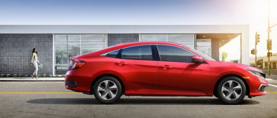 2020 Honda Civic Lx Vs Sport Vs Ex Vs Ex L Vs Touring