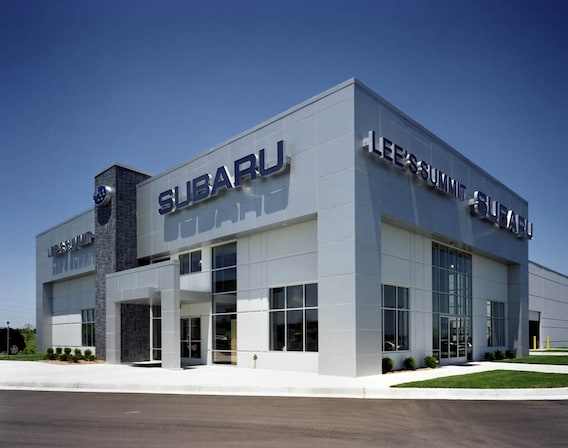 Lee'S Summit Subaru >> Subaru Dealership Near Independence Lee S Summit Subaru