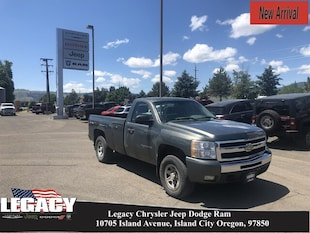 2011 Chevrolet Silverado 1500 Work Truck Truck Regular Cab