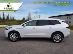 2018 Buick Enclave Premium - Cooled Seats SUV [M3W, LFY] 302HP V6 Cylinder Engine