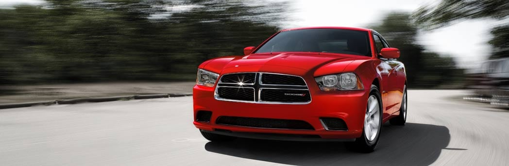 2014 Dodge Charger Exterior Front