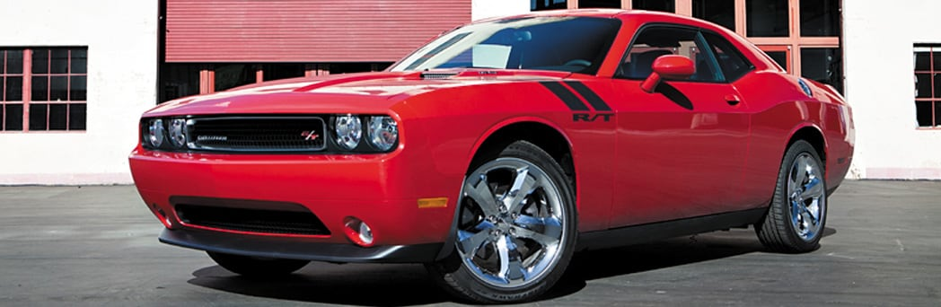 2014 Dodge Challenger Exterior Front