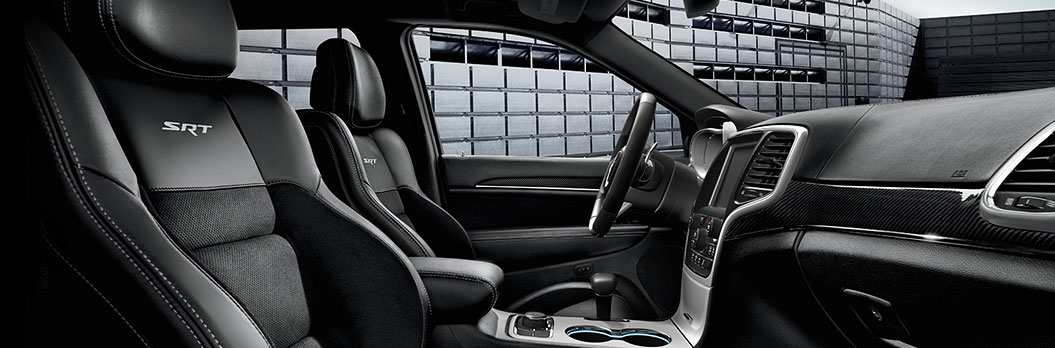 2015 Jeep Grand Cherokee Interior Seating