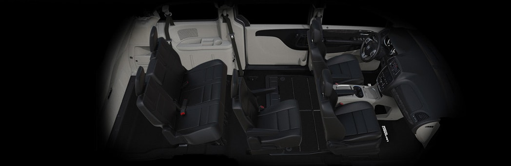 2015 Dodge Grand Caravan Interior Seating