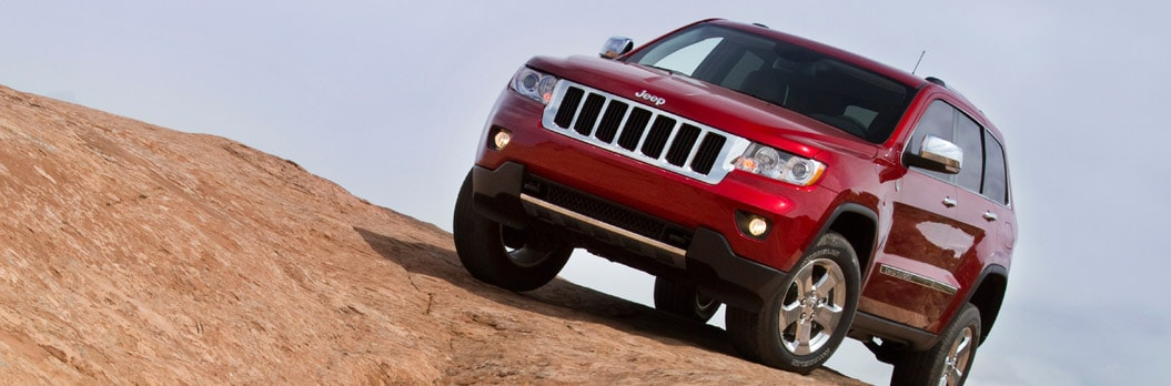 2013 Grand Cherokee Limited Exterior
