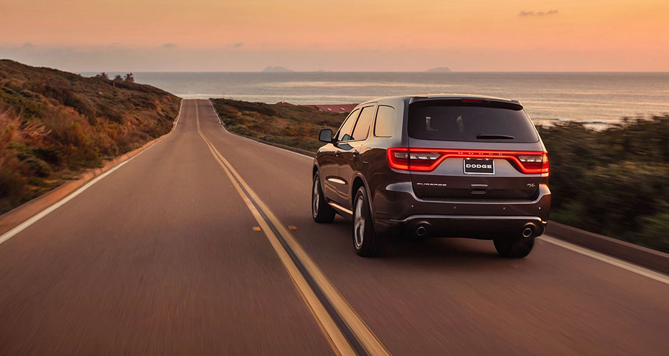 2014 Dodge Durango Exterior Rear End