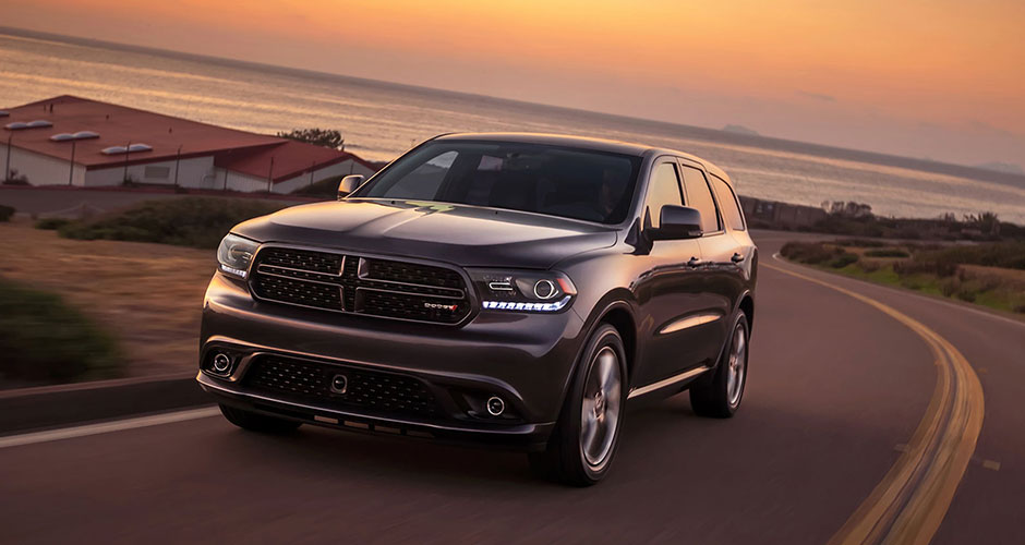2014 Dodge Durango Exterior Front End
