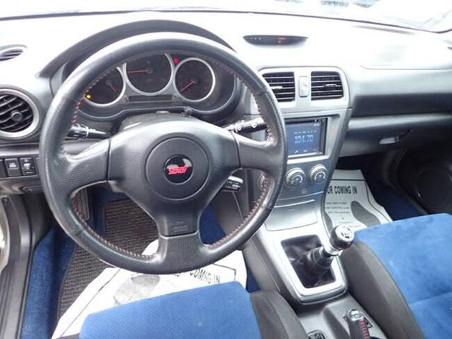 Used 2006 Subaru Impreza Wrx Sti For Sale La Grande Or