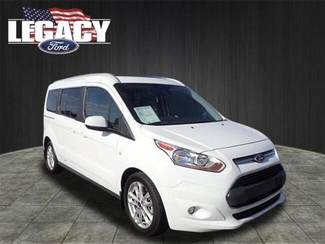 2015 Ford Transit Connect Titanium w/Rear Liftgate Mini-Van