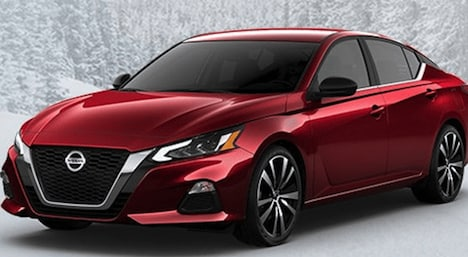 2020 Nissan Altima for sale in London, KY