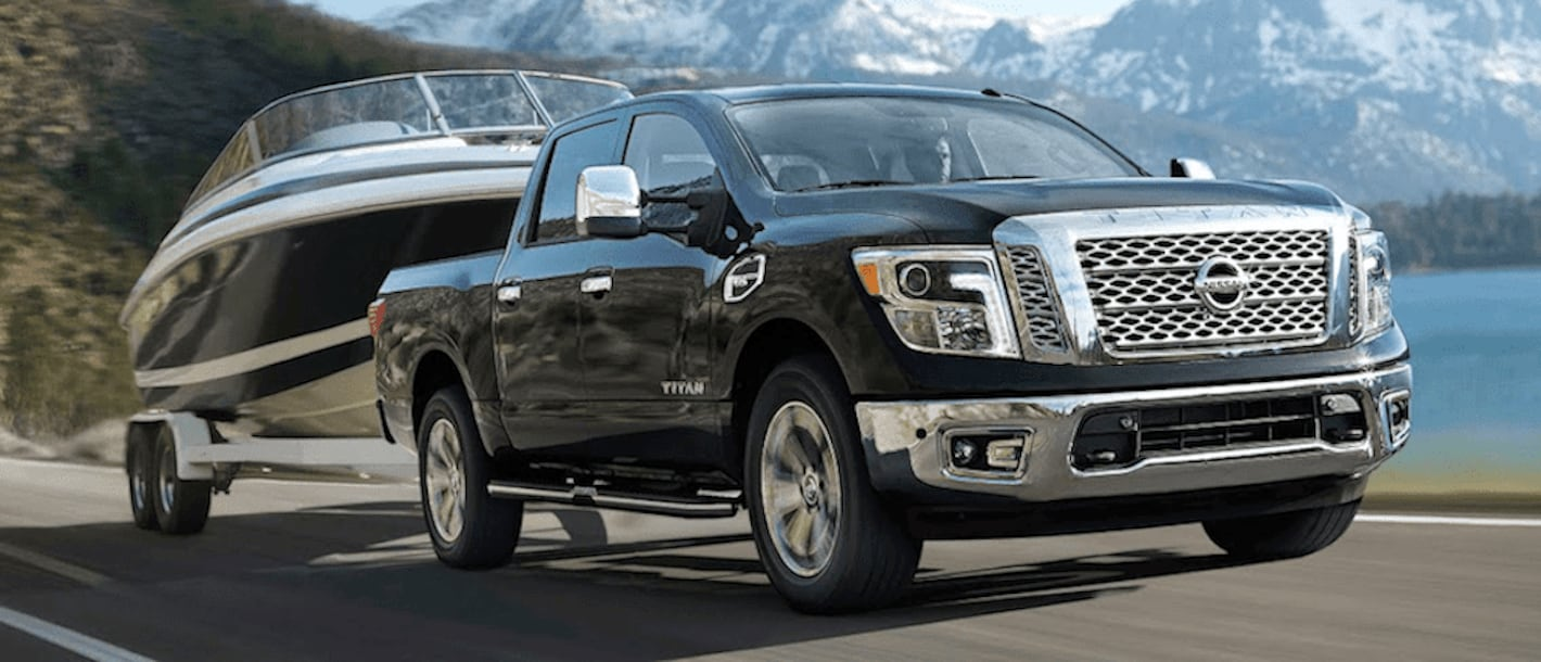 2020 Nissan Titan Towing Capacity