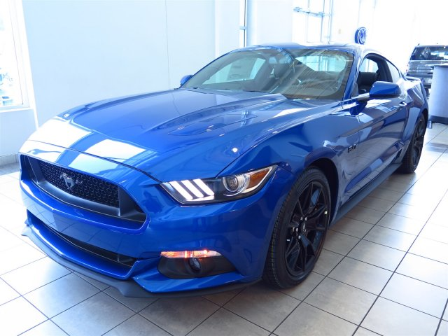 2017 Ford Mustang GT GT Fastback
