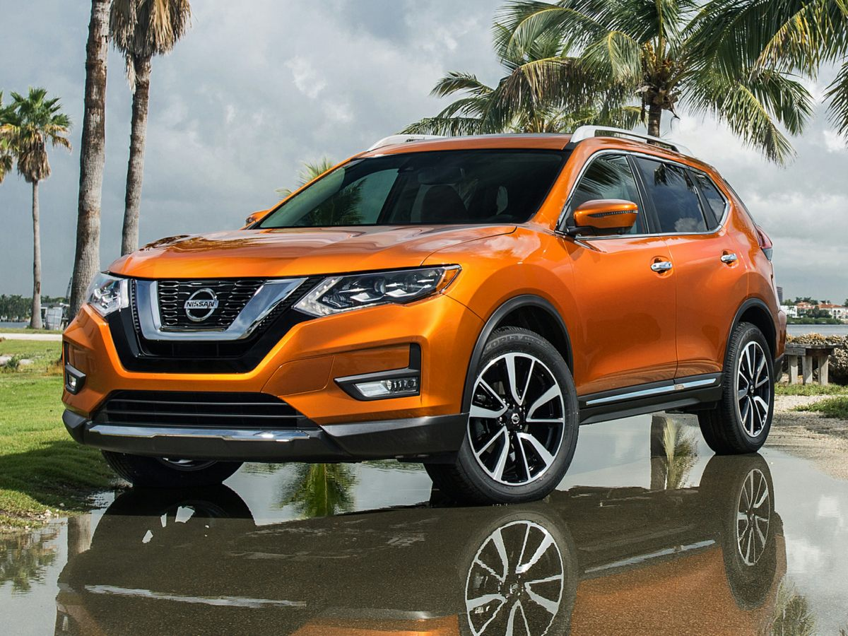 Marvelous 2019 Nissan Rogue S SUV