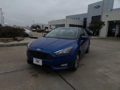New 2018 Ford Focus SE Sedan 180398 for sale in Rosenberg, TX