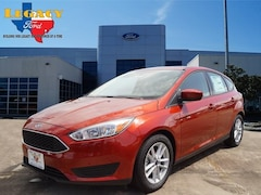 New 2018 Ford Focus SE Hatchback 180694 for sale in Rosenberg, TX