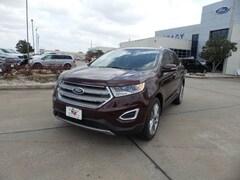 New 2018 Ford Edge Titanium SUV 180561 for sale in Rosenberg, TX