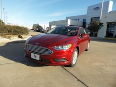 New 2018 Ford Fusion S Sedan 180254 for sale in Rosenberg, TX
