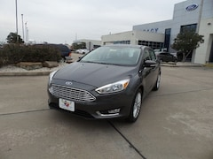 New 2018 Ford Focus Titanium Sedan 180290 for sale in Rosenberg, TX