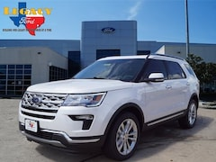 New 2018 Ford Explorer Limited SUV 180908 for sale in Rosenberg, TX