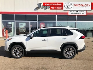 2019 Toyota RAV4 AWD LTD - Leather Seats -  Sunroof SUV [, CAJAD, AC, FRGHT, ACTAX] I-4 cyl