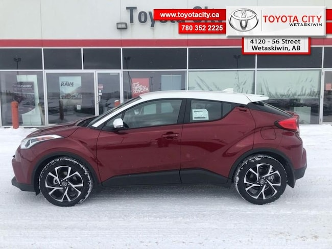 2019 Toyota C-HR XLE Premium Package SUV [, CAJAD, CE, FRGHT, ACTAX] I-4 cyl