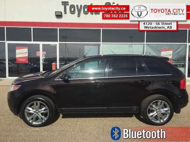 2014 Ford Edge Limited - Leather Seats -  Bluetooth - $158.13 B/W SUV [] 285HP V6 Cylinder Engine
