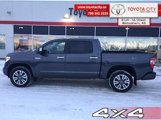 2019 Toyota Tundra 4x4 Crewmax Platinum 5.7L - $361.12 B/W Truck CrewMax [, CAJAD, FRGHT, ACTAX] V-8 cyl