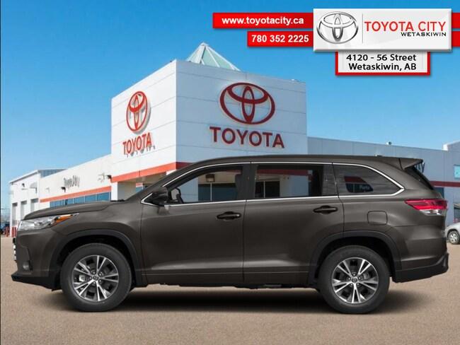 2019 Toyota Highlander LE AWD - $257.17 B/W SUV [, CAJAD, FRGHT, ACTAX] V-6 cyl