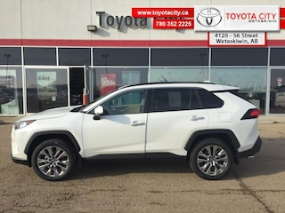 2019 Toyota RAV4 AWD LTD - Leather Seats -  Sunroof - $263.14 B/W SUV [, CAJAD, AG, FRGHT, ACTAX] I-4 cyl