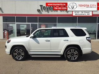 2019 Toyota 4Runner Limited Package 7-Passenger - $392.51 B/W SUV [, CAJAD, FRGHT, ACTAX, EC] V-6 cyl