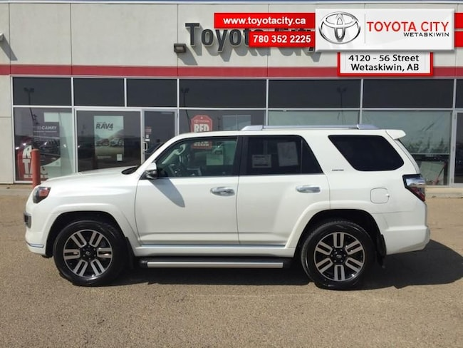 2019 Toyota 4Runner Limited Package 7-Passenger - $357.55 B/W SUV [, CAJAD, FRGHT, ACTAX, EC] V-6 cyl