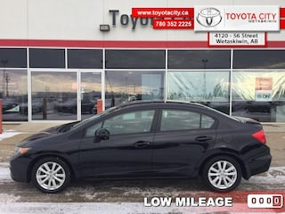 2012 Honda Civic Sedan EX-L - Navigation -  Leather Seats - $110.65 B/W Sedan 140HP 4 Cylinder Engine
