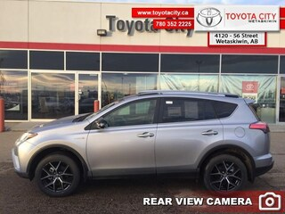 2018 Toyota RAV4 Hybrid AWD Hybrid SE - Navigation -  Sunroof - $247.29 B/ SUV [, CAJAD, FRGHT, ACTAX] I-4 cyl