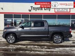 2019 Toyota Tundra 4x4 Crewmax Platinum 5.7L - $351.46 B/W Truck CrewMax [, CAJAD, FRGHT, ACTAX] V-8 cyl