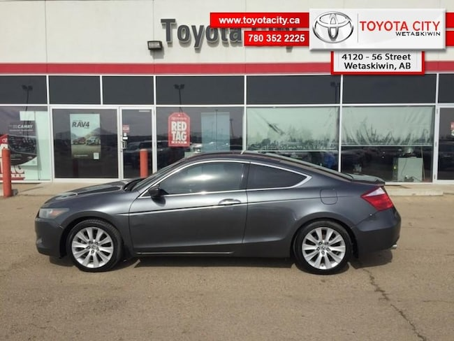 2008 Honda Accord Coupe EX-L - $111.26 B/W Coupe 268HP V6 Cylinder Engine