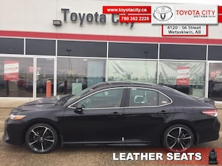 2018 Toyota Camry XSE V6 - Sunroof -  Leather Seats - $250.99 B/W Sedan [, CAJAD, FRGHT, ACTAX] V-6 cyl