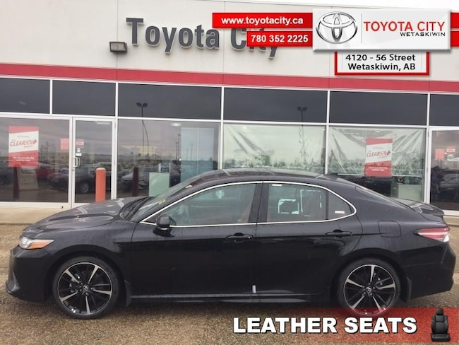 2018 Toyota Camry XSE V6 - Sunroof -  Leather Seats - $219.89 B/W Sedan [, CAJAD, FRGHT, ACTAX] V-6 cyl