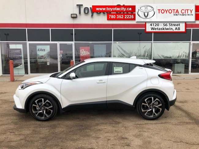 2019 Toyota C-HR Limited Package - Limited Package - $185.15 B/W SUV [, CAJAD, FRGHT, ACTAX, DB] I-4 cyl