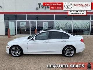 2015 BMW 3 Series 320I XDRIVE - Leather Seats - $186 B/W Sedan [] Intercooled Turbo Premium Unleaded I-4 122