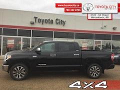 2019 Toyota Tundra 4x4 Crewmax Limited 5.7L - $330.02 B/W Truck CrewMax [, CAJAD, FRGHT, ACTAX] V-8 cyl