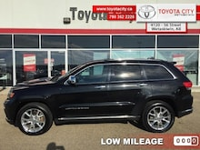 2014 Jeep Grand Cherokee Summit - Navigation - $226 B/W SUV Regular Unleaded V-8 345