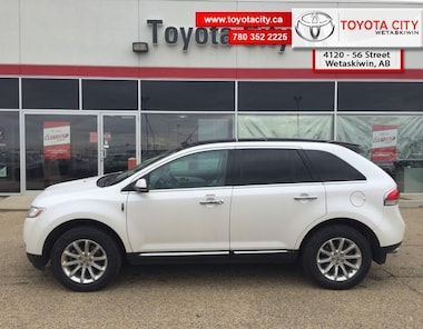 2013 Lincoln MKX - $193.98 B/W SUV [] 305HP V6 Cylinder Engine