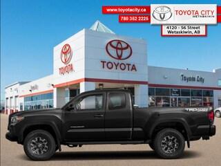 2019 Toyota Tacoma 4x4 Access Cab V6 Manual TRD Off Road Truck Access Cab [, CAJAD, FRGHT, ACTAX] V-6 cyl