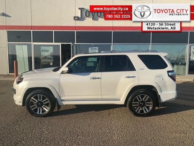 2016 Toyota 4Runner Limited 7-Passenger - Navigation - $287 B/W SUV [] Regular Unleaded V-6 241